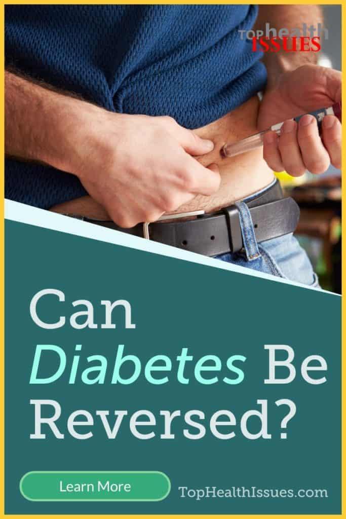 Can Diabetes Be Reversed