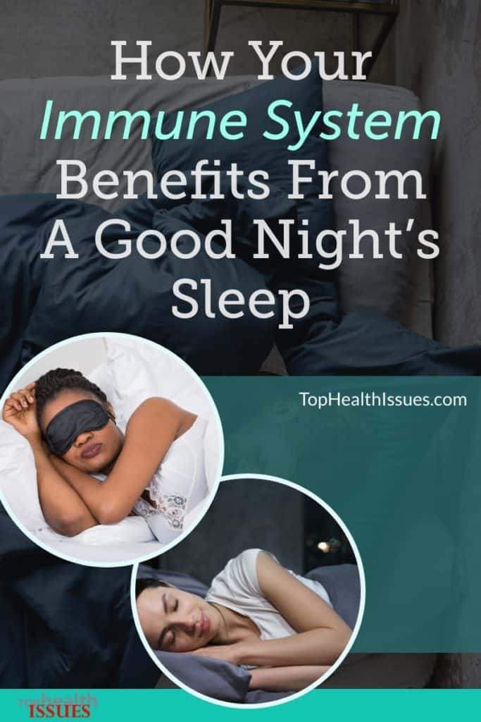 How Your Immune System Benefits From A Good Night's Sleep