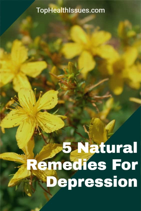 5 Natural Remedies For Depression