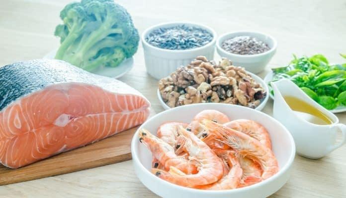 Omega-3 rich foods