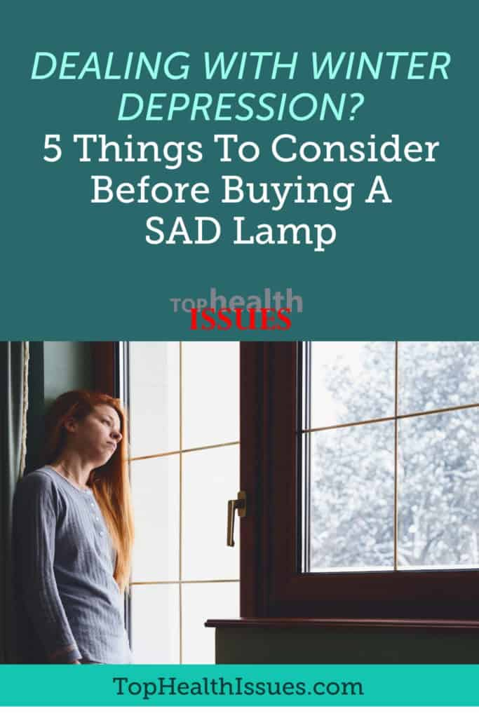 5 Useful Tips When Considering A SAD Lamp