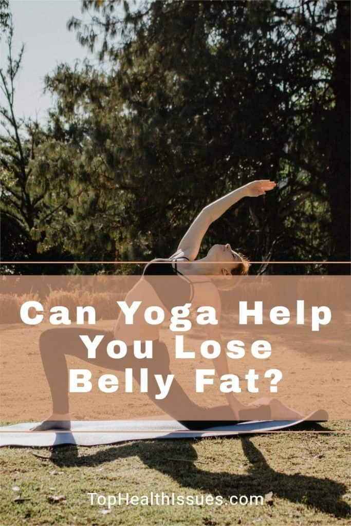 Can Yoga Help You Lose Belly Fat?