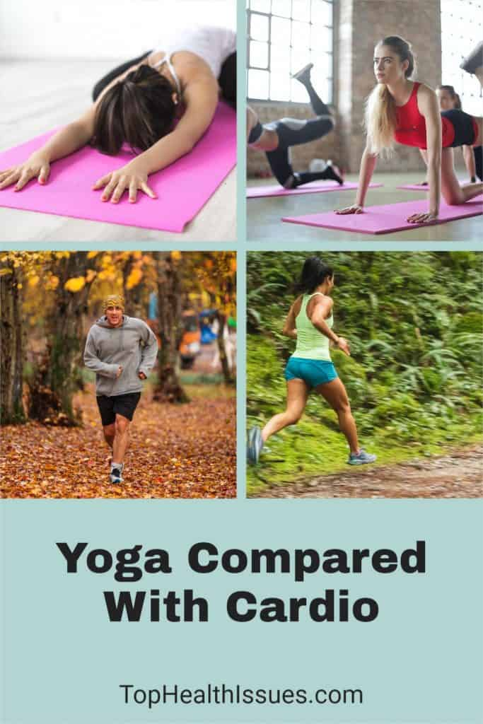 Yoga Compared With Cardio